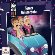 Kosmos CD !!! 67 Tatort Geisterbahn