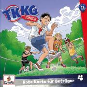 Kosmos CD TKKG Junior 11 Rote Karte für Betrüger