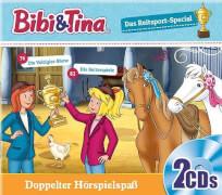 CD Bibi & Tina Box: Reitsport