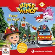 CD Super Wings 8: Feuer