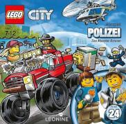 CD LEGO City 24 Polizei:Renne