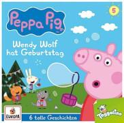 CD Peppa Pig 5: Wendy Wolf
