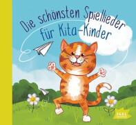 Besten Spiellieder Kita-Kinder 1CD