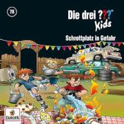 Kosmos CD ??? Kids 78 Schrottplatz in Gefahr