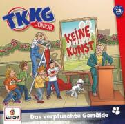 Kosmos CD TKKG Junior 13 Das verpfuschte Gemälde