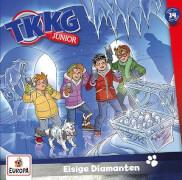 Kosmos CD TKKG Junior 14 Eisige Diamanten