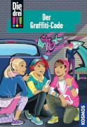 Kosmos Die drei !!! 66 Der Graffiti-Code