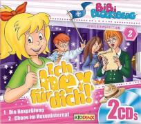 CD Bibi Blocksberg Box: Chaos