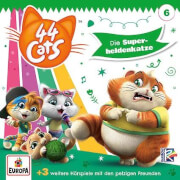 CD 44 Cats 6: Superheldenkatz
