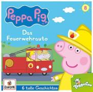 CD Peppa Pig 8: Feuerwehrauto