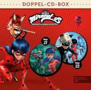 CD Miraculous 21 + 22
