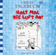 CD Gregs Tagebuch 15: Halt ma
