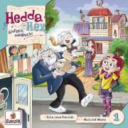 CD Hedda Hex 1: Neue Freunde