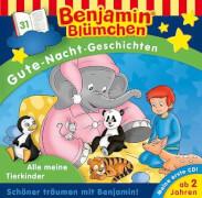 CD B.Blümchen Gute Nacht 31