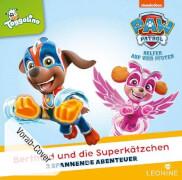 CD Paw Patrol 28:Superkätzche