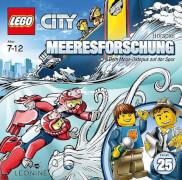 CD LEGO City 25: Mega-Oktopus