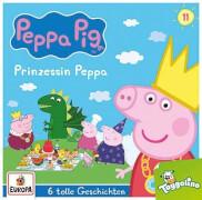 CD Peppa Pig 11: Prinzessin