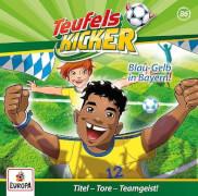 CD Teufelskicker 86