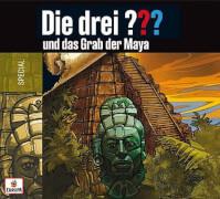 CD Drei ???: Grab der Maya