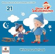 CD Sandmännchen 21: Winter