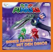 CD PJ Masks 9: Dinos