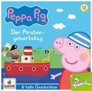 CD Peppa Pig 12: Piratengeb.