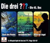 CD Drei ???: Box 135-137