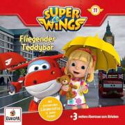 CD Super Wings 11: Teddybär