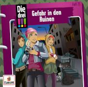 Kosmos CD Die drei !!! 71 Gefahr in den Ruinen