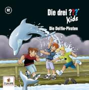 Kosmos CD Die drei ??? Kids 82 Delfin-Piraten