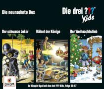Kosmos CD Die drei ??? Kids 3er-Box Folgen 55 - 57