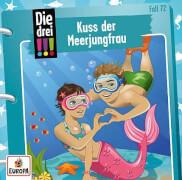 Kosmos CD Die drei !!! 72 Kuss der Meerjungfrau