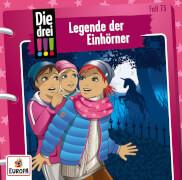 Kosmos CD Die drei !!! 73 Legende der Einhörner