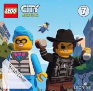 CD LEGO City TV 7