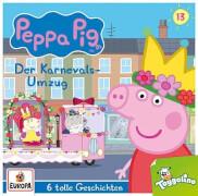 CD Peppa Pig 13: Karneval