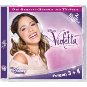 CD Violetta Staffel 2 3&4