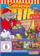 DVD Benjamin Blümchen und die Geisterbah