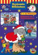 DV Benjamin Blümchen Weihnachtsmann/Eisprinzessin