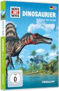 Tessloff WAS IST WAS DVD Dinosaurier. Giganten der Urzeit