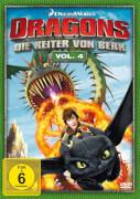 Dragons - Die Reiter von Berk: Volume 4 (DVD)