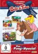 DV Bibi & Tina Pony-Special (zzgl. CD