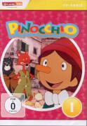 DVD Pinocchio - DVD 1