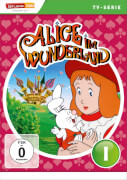 DVD Alice im Wunderland DVD 1