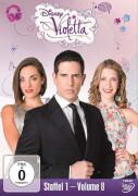 DVD Violetta Staffel 1 Vol. 8