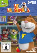 DVD Leo Lausemaus 5