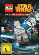 DVD LEGO Star Wars: Die neuen Yoda Chroniken Vol. 2