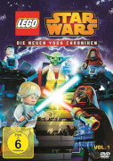 Lego Star Wars - Die neuen Yoda Chroniken - Vol. 1: Flucht aus dem Jedi-Tempel / # (DVD)