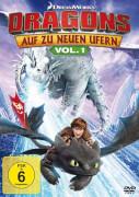 Dragons - Vol. 1: Auf zu neuen Ufern (DVD)