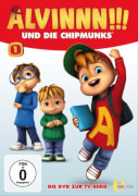 DVD Alvin&Chipmunks TV 1