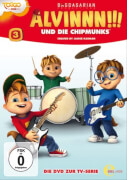 DV Alivin&Chipmunks TV 3